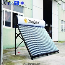 Small solar water heater 200 liters