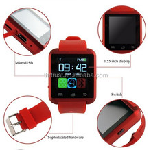 2016 hot selling internal 3g WIFI smart watch with IPS capacitive touch screen/ best cheap dual core