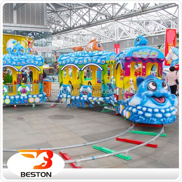 indoor shopping mall electric train for sale, kids train ride for mall play center