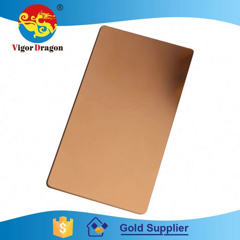 On Promotion Super Quality Decorative Surface Various Colors 410 Metal Plate With Magnet