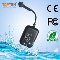 Cheap Mini Waterproof GPS Tracker for Motor bike with Easy Install