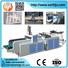 Trade Assurance Plastic Bag Making Machinery Equipment With Best Service