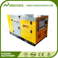 Phonex 20kva Sound Proof Super Silent Large Power Diesel Generator