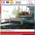 QINGGONG Brand shot blasting machine for Stone surface treatment