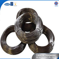 high quality cheap price 21 gauge black annealed binding wire