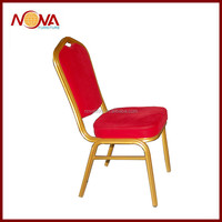 wholesale cheap used comfortable colorful stackable sponge wedding chairs for bride and groom