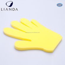 football fans eva cheering hand,foam fingers,promotional foam cheer hand
