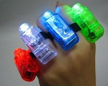 promo novel flashing led finger ring detector uv light giveaway wholesale promotional products china
