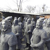 Factory Terra Cotta Warriors Statues Vivid