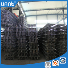 Specialized suppliers hot selling 1m-12m Girder length steel lattice girder beam