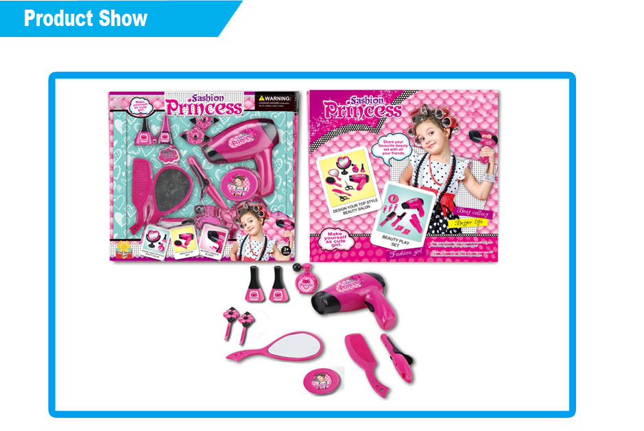Sweet Toys Make Up Set beauty cosmetics For Fashion Show Girl Playing Fun