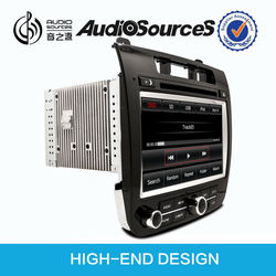 "high quality car dvd player for 8"" 2011- 2013 Volkswagen Touareg"