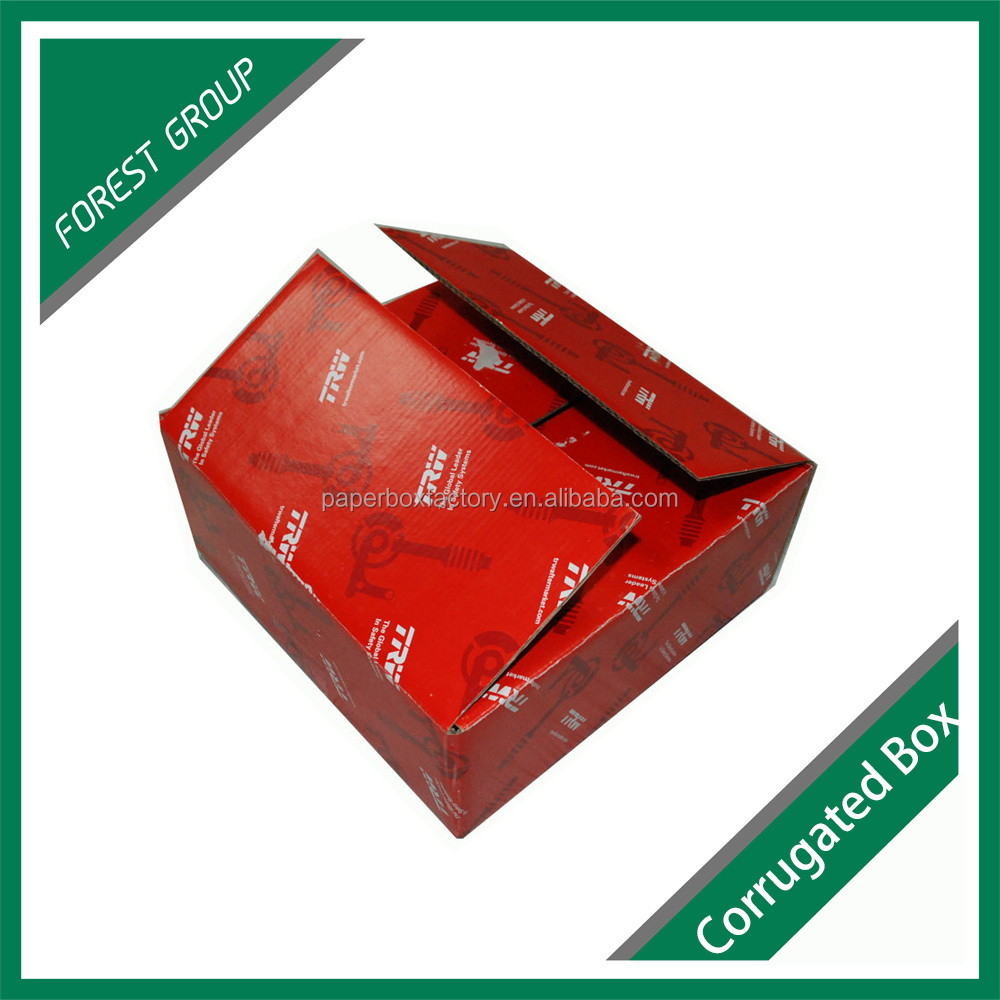 Luxury gift folding flat DOUBLE BOILERS SHIPPING BOX