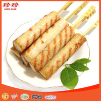Frozen Shrimp Shape Fish Rolls