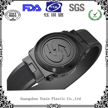 transparent watch strap with tpu