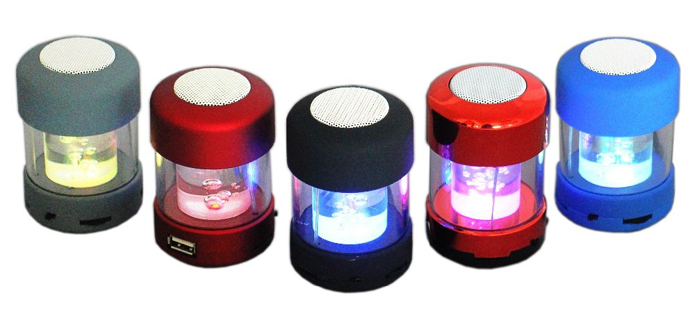 promotional USB input card speaker hifi audio player (SP-360)