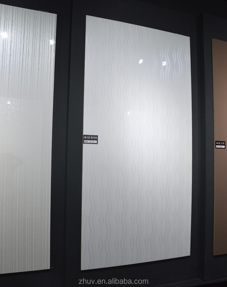 High Glossy UV / Acrylic Glossy MDF Board For Furniture Spare Parts / Kitche Doors