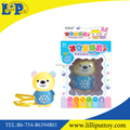 Chramatic lamp mini bear educational toy learning machine
