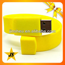 Wholesale Cheap Silicone Plastic Memory USB Drive