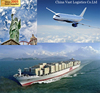 Cheapest air freight rates logistics services from beijing qingdao lianyungang etc China to USA UK Canada Germany shipping agent