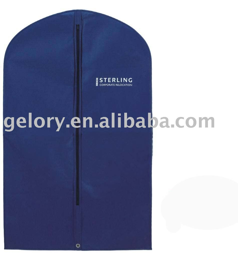 nonwoven dust free garment bag / suit cover