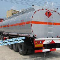 36000 Liter Capacity 3 Axle Carbon