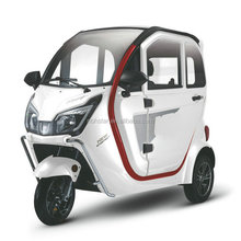 2017 New Arrival 1000w 3 Wheel Electric Car 2 Seats Electric Tricycle