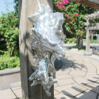 Polyresin wall decor new eagle resin statue