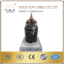 8.7/15KV 3 Core Compact Electric Power Cable or Electric wire