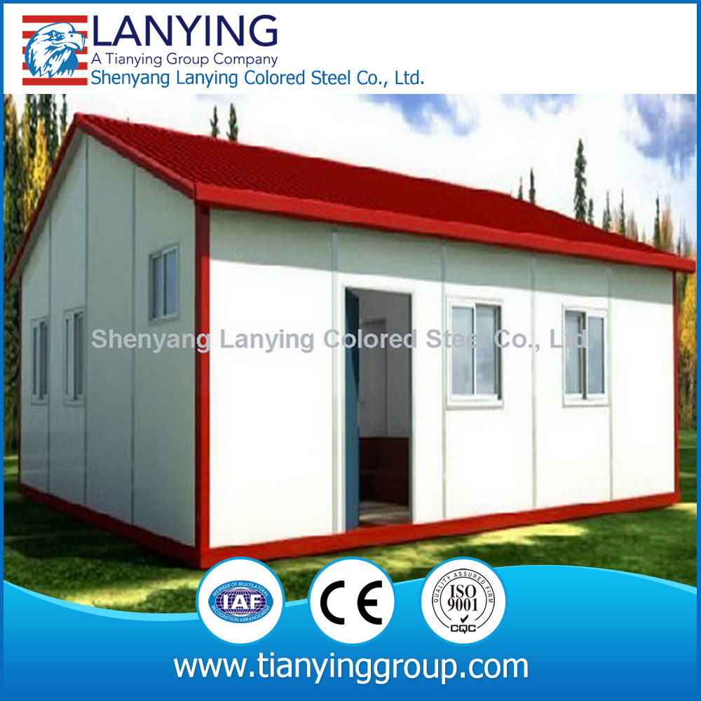 High quality low cost mobile prefabricated folding portable prefabricated houses