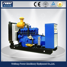Green power 10--500kw bio gas generator