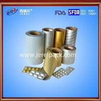Pharmaceutical Cold Forming Compound Aluminum Hard Film