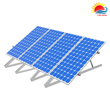 Adjustable Degree Aluminum Alloy Flat Roof Solar Panels Mount