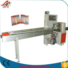 High speed trade assurance supplier mooncake pillow type packing machine