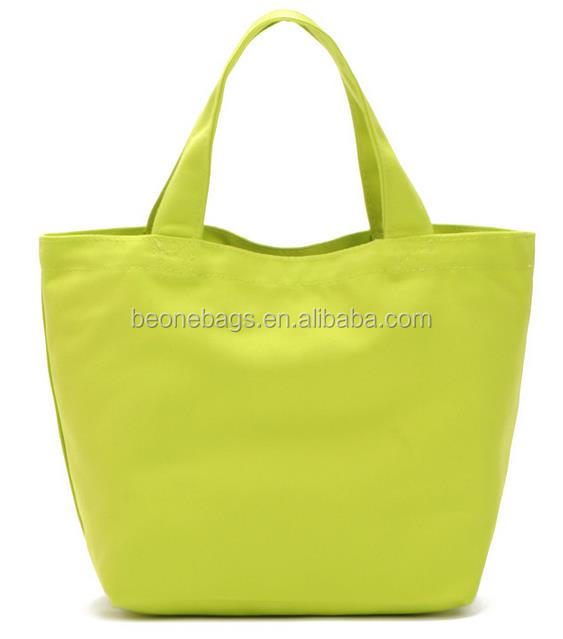 Shenzhen custom factory wholesale plain canvas tote bags bulk for foods