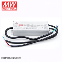 Mean Well HLG-60H-54B 60W Dimmable LED Driver 54V For High Bay Light