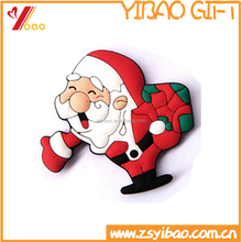 Promotional Christmas gifts/Custom shape soft pvc fridge magnet for decarate&promotional