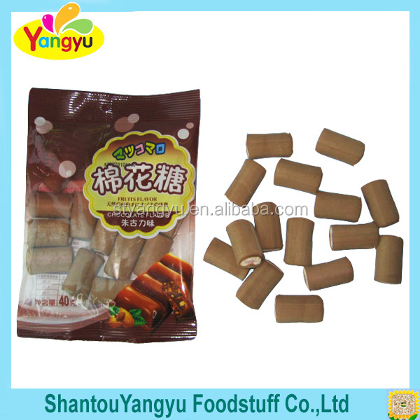 Sweet Choclate Flavors Marshmallow Factory