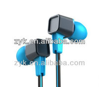 high quality new duck earphones for promotional company free samples offered