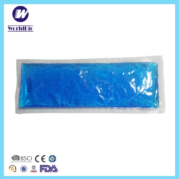Health Care Product Reusable Soft Ice Pack For Body