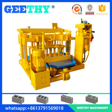 QMY4-30A moving block making machine /hollow block machine manual/ mobile block machine