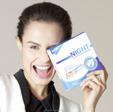 alibaba express distributors wanted Night Teeth Whitening Strips hot sale in united states