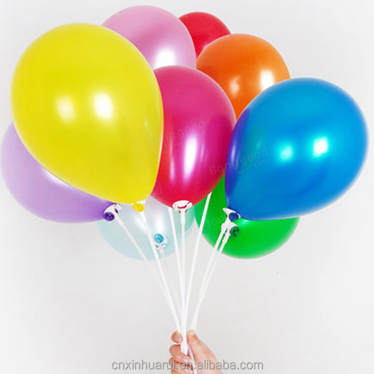 Metalic color 18 inch thick balloon