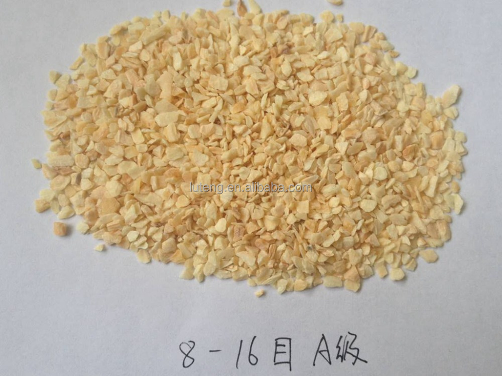 New Crop Dried Garlic Granule Price in China
