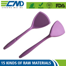 Eco-Friendly Colorful Food Rubber Silicone Kitchen Utensils