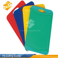 Textured Plastic PE Cutting Board Chopping Board for Kitchen Appliance
