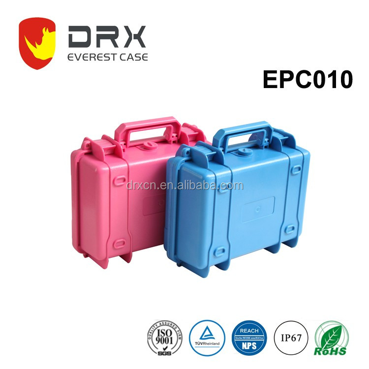 Plastic Carrying Case Tool Equipment Case With Handle