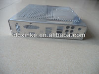 Tinned plated sheet metal stamping protective shielding chassis