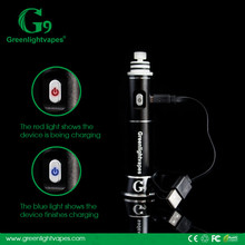 2016 ultimately version with Factory price of ceramic G9 H nail portable dab rig with 510 nails