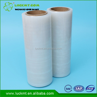 China Supplier LLDPE Plastics Pallet 23micron Stretch Film